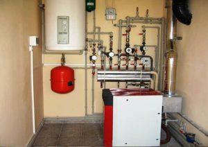 Система отопления - 7