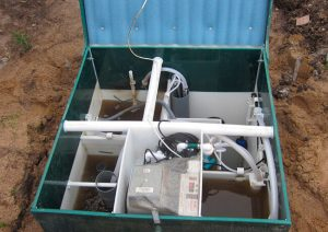 Установка канализации - 2