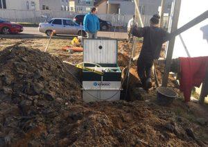 Установка канализации - 6